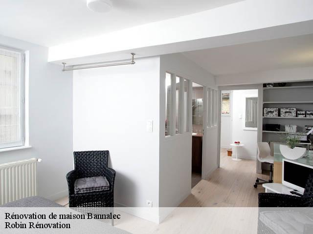 Rénovation de maison  29380