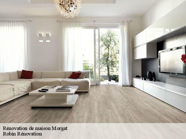 Rénovation de maison  morgat-29160