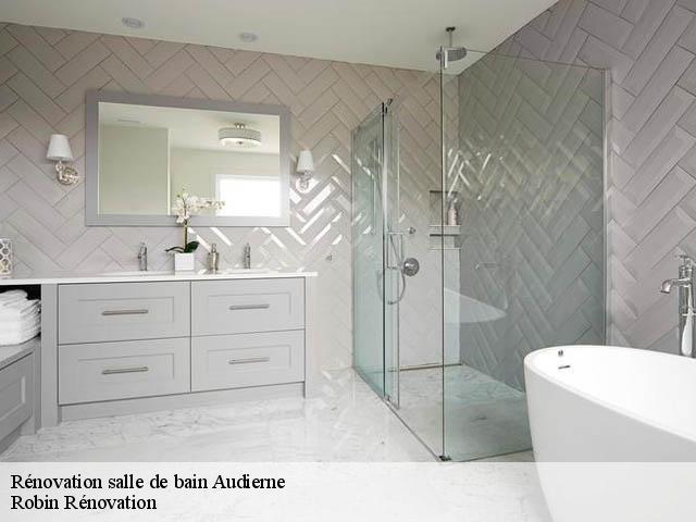 Rénovation de salle de bain à Audierne tél: 02.46.26.02.00
