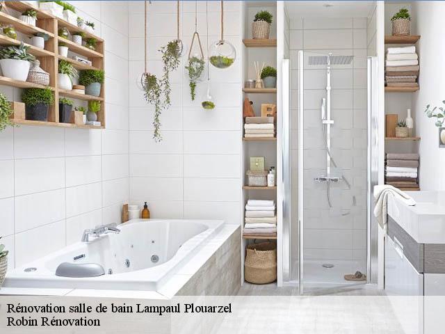Rénovation de salle de bain à Lampaul Plouarzel tél: 02.46.26.02.00